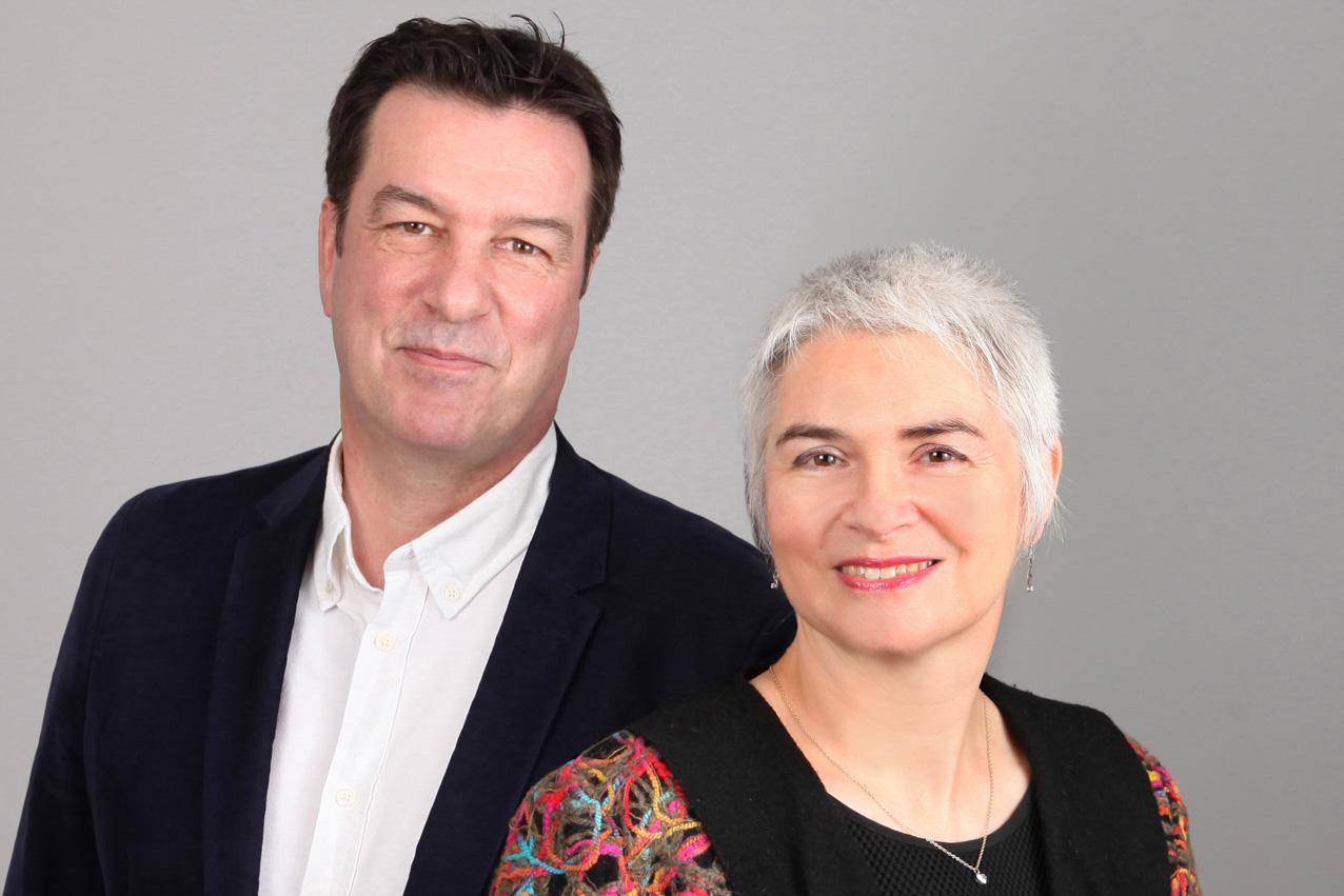 Pascal Bourdon & Valérie Monteuil